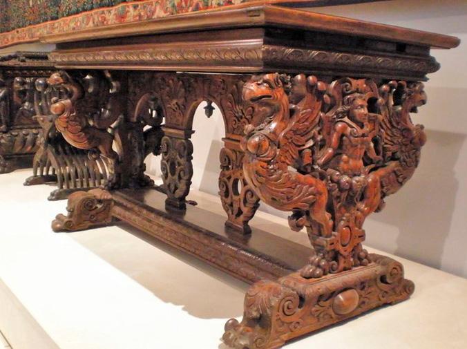 Consejos para el cuidado de mesas de comedor antiguas