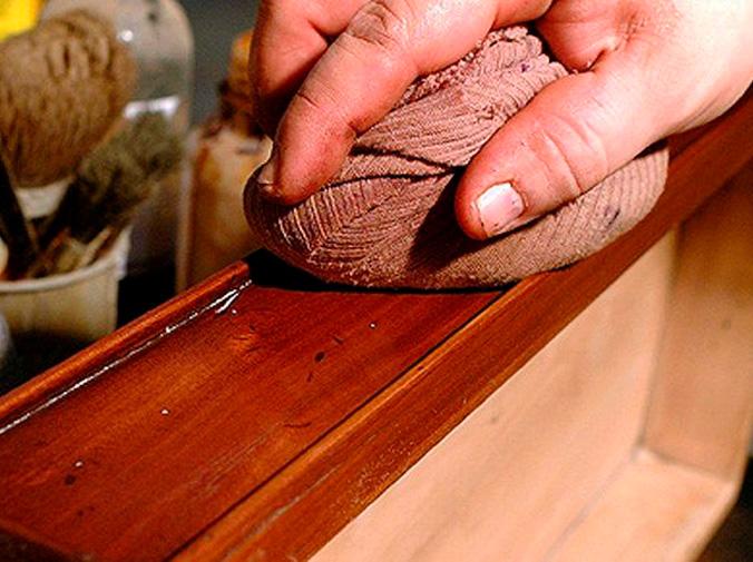 Cómo limpiar los muebles de madera